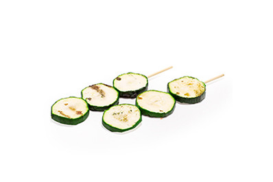 BROCHETTE DE COURGETTE