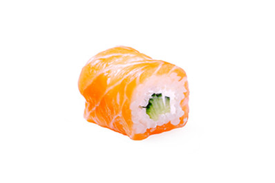 SAUMON ROLL CONCOMBRE CHEESE